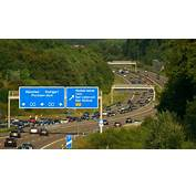 Out Of Control Austrian 73 Menaces German Autobahn With