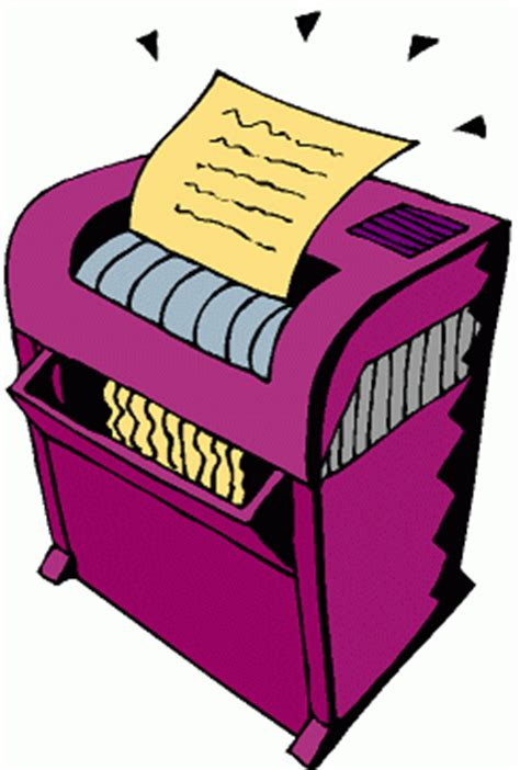 paper shredder hasslefreeclipart com 187 regular clip art 187 office supplies