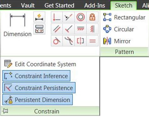 trouble shooting autodesk inventor missing sketch constraints synergis engineering design
