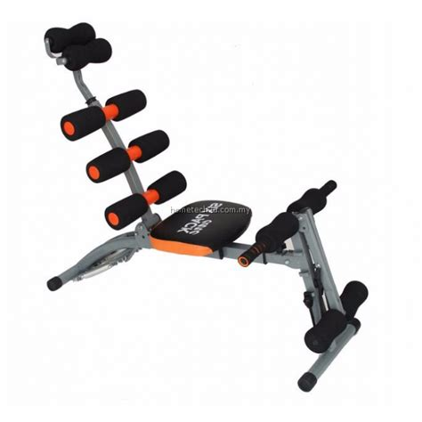 multi function six pack care home ab trainer ab