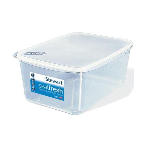 Rectangular Storange Container 370ml sealfresh rectangular storage container 7 5l 30x21 5x14cm noble express