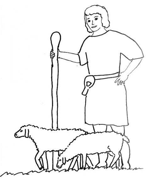 coloring page of king david in the bible bible story coloring page for david is anointed king