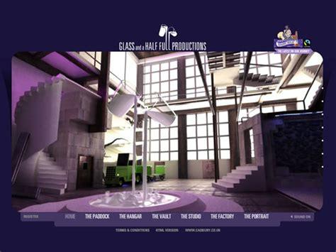 3d websites web design 187 24 most inspiring 3d flash websites