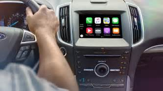 Apple Carplay Ford Sync 3 Plus Apple Carplay Support Sync Official Ford