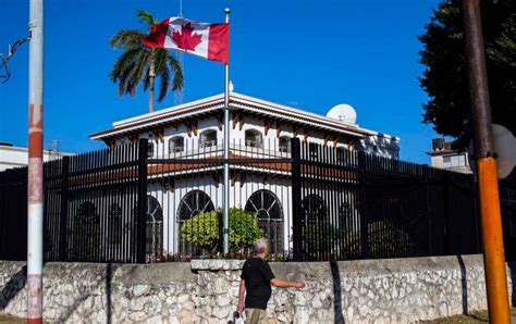 canadian buying a house in cuba canadian and american diplomats in cuba hit by directed energy u s doctor says the star
