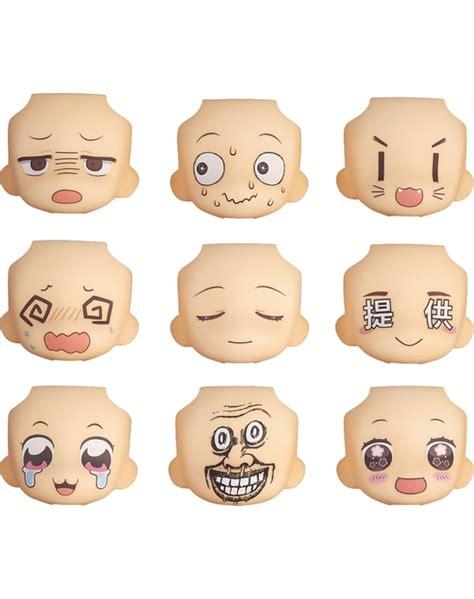 Nendoroid Faceplate 491 Set goodsmile global shop homepage