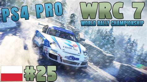 Kaset Ps4 Wrc 7 Fia World Rally Chionship wrc 7 fia world rally chionship 25 pla蠑e ciep蛯o czyli w蛯ochy gameplay pl ps4 pro