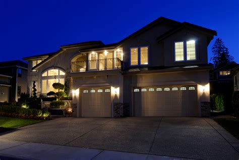 security lighting for your home automation system home