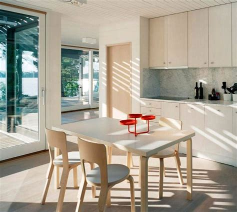 modern kitchen tables for small spaces 20 minimalist modern kitchen tables for small spaces