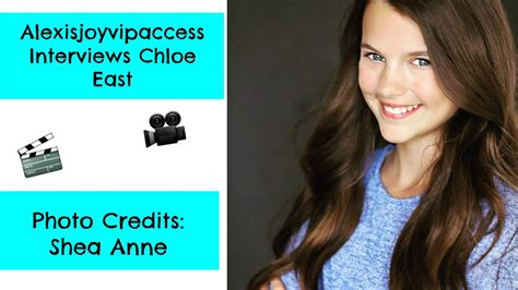 jessica darling s it list star chloe east interview with alexisjoyvipaccess youtube
