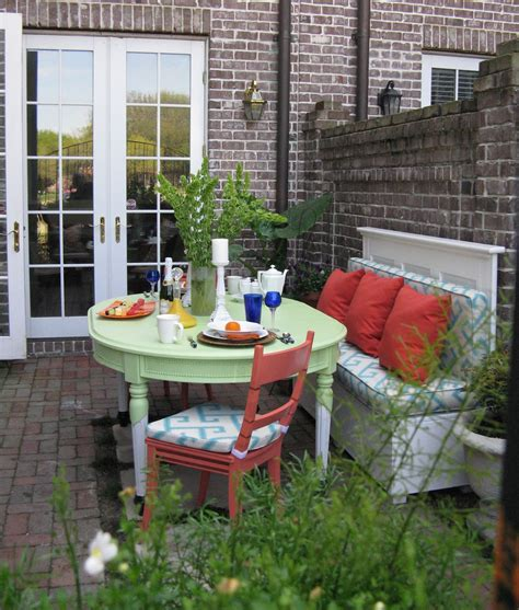patio space small patio ideas for townhouse joy studio design