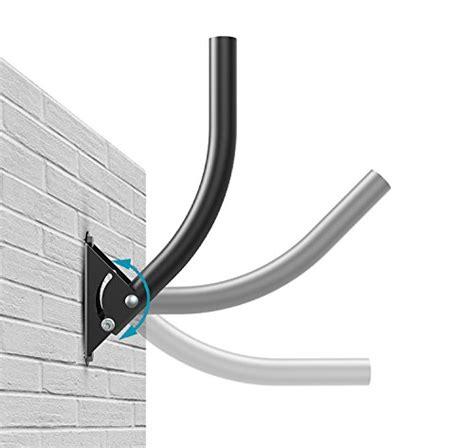 antop adjustable attic antenna mount outdoor tv antenna mounting pole universal mount brackets