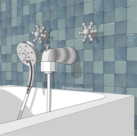 add shower head to bathtub faucet attach shower head to bathtub faucet tubethevote