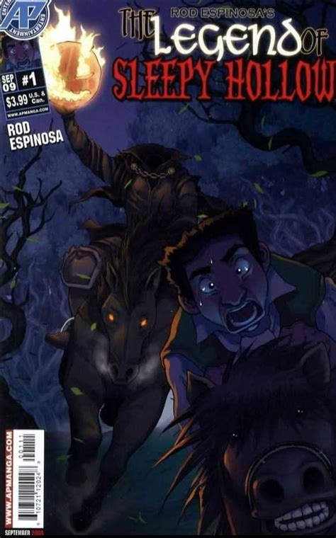 dominic a hollow novel books the legend of sleepy hollow 1 issue