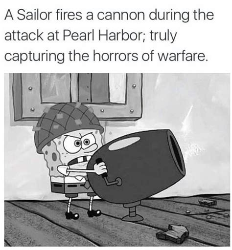 Hiroshima Meme Spongebob