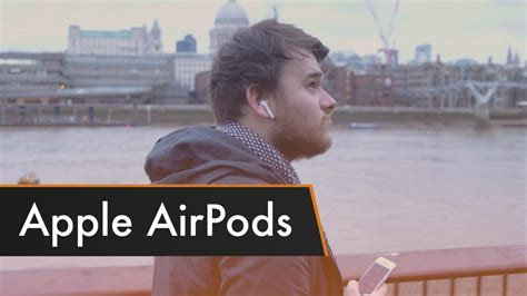 Apple AirPods Review Trusted Reviews