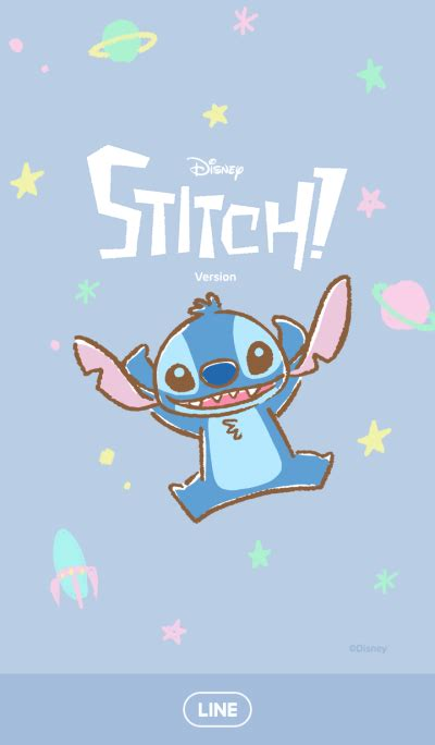 theme line for android stitch line official themes stitch planet