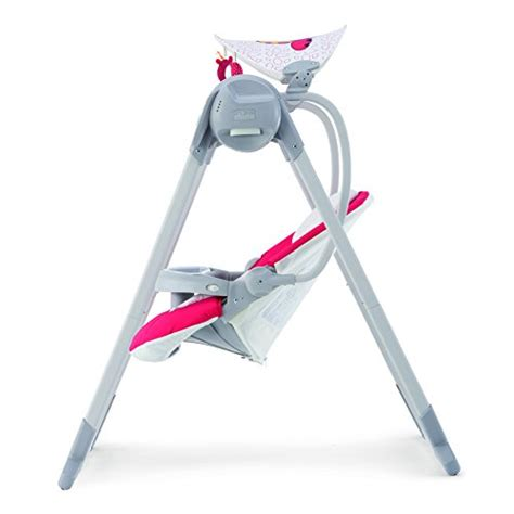 chicco altalena polly swing up chicco 07079110710000 polly swing up altalena rosso