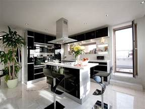 Apartment Kitchen Designs Mezzanine Apartment Kitchen Design And Interior Picture Home Design And Home Interior Photo On