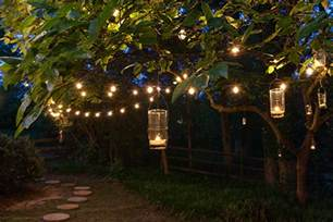 how to string lights on outdoor tree make these amazing candle lanterns your next diy