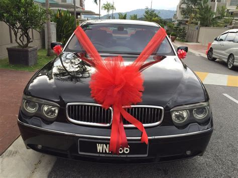Indian Wedding Car Decoration Malaysia   Look Great That Day