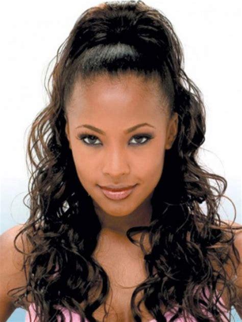 black woman drawstring ponytail hairstyles drawstring ponytail hairstyles for black hair immodell net
