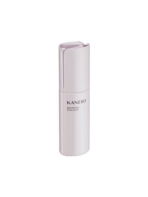 kanebo daily rhythm bouncing emulsion 100ml transparent