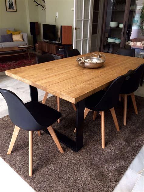 mesa de comedor industrial mesas de comedor industriales