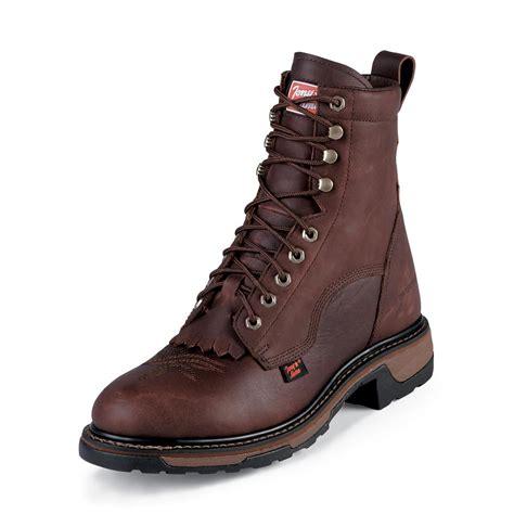 tony lama work boots tony lama 174 8 quot tlx 174 western work packer boots briar