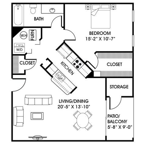 apartment over garage floor plans garage conversion blueprints and plans pinterest