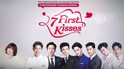 film thailand first kiss subtitle indonesia first kiss for the seventh time 2016 subtitle indonesia
