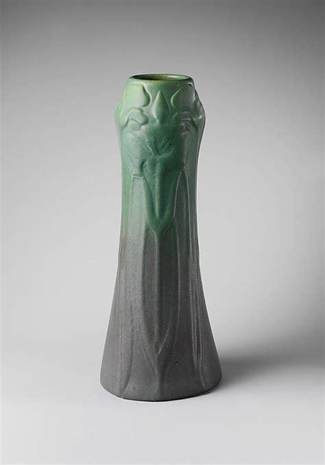 Briggle Pottery Vase by Vase 1906 Briggle Pottery Company Lorelei