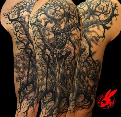 evil tree tattoo designs the gallery for gt the tree of knowledge of and evil
