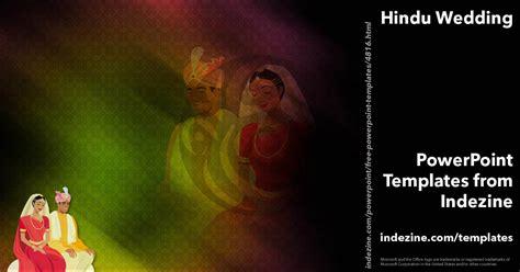 Hindu Wedding 01 Powerpoint Templates Hindu Wedding Ppt Templates Free