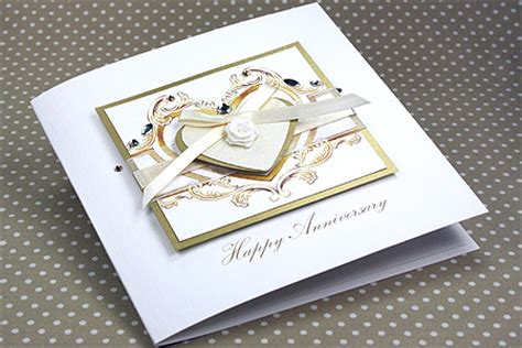 Handmade Silver Wedding Anniversary Cards For Husband - handmade cards for anniversary weneedfun