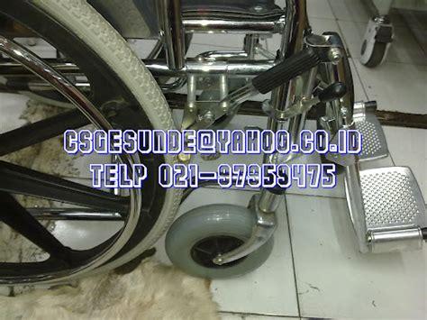 Kursi Roda 2 In 1 ky902c bagian kaki roda rem kursi roda 2in1 selonjoran