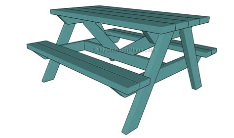 kids picnic bench plans download how to build a kids picnic table plans plans free