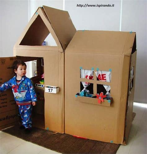 come costruire una casa di cartone come costruire una casetta di cartone un93 pineglen
