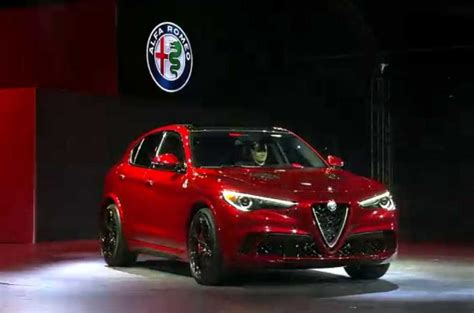 alfa romeo stelvio quadrifoglio on sale in summer 2018
