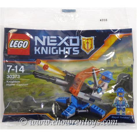 Lego 30373 Nexo Knights Knighton Hyper Cannon Polybag lego nexo knights sets 30373 knighton hyper cannon new