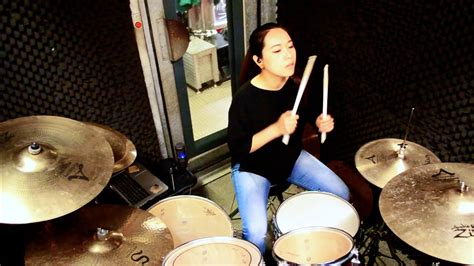 Paula Was Tired Not Wasted Ya Right by Skid Row Wasted Time Drum Cover