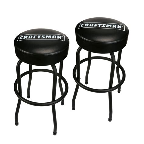 Craftsman Stools by Craftsman 2 Pack Stool Combo