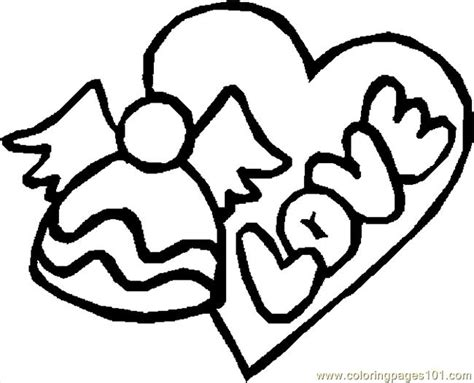 valentine angels coloring pages coloring pages z angel 3 holidays gt valentine s day