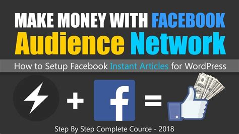 instant wordpress tutorial youtube facebook instant articles for wordpress make money with