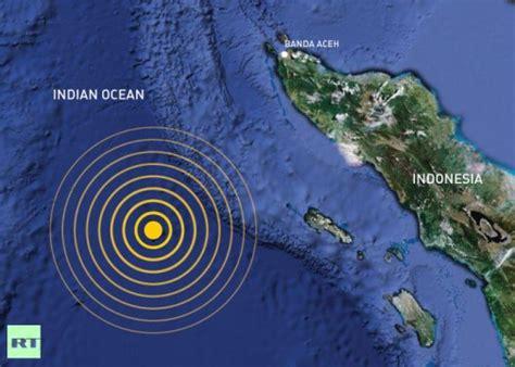 earthquake warning indonesia magnitude 6 2 quake hits near sumbwa indonesia usgs