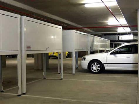 double decker garage