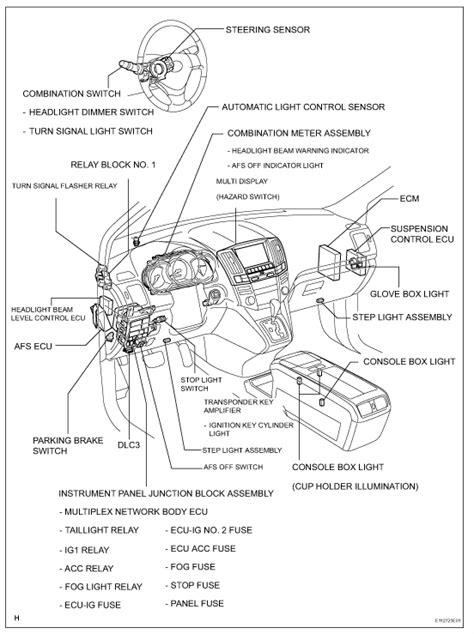 free service manuals online 2000 lexus lx electronic valve timing 2006 lexus rx 330 parts diagram wiring diagram for free