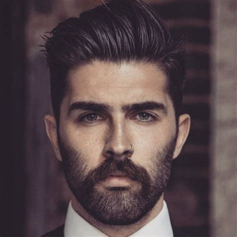 hairstyles that go with a moustache cool 55 lovely short beard styles chose the new style