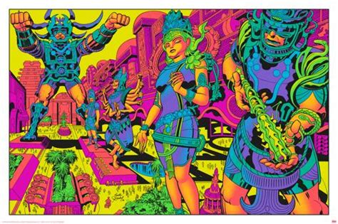 Lord Of Light On Lsd The Art Of Jack Kirby