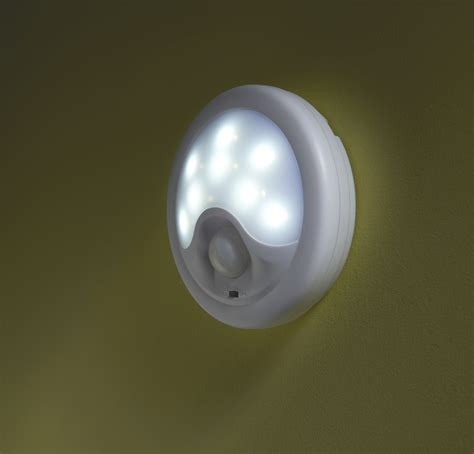 battery operated security lights auraglow battery operated 8 led wireless motion sensor